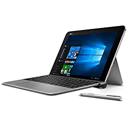 ASUS T102HA-C4-GR Transformer Mini 10.1-Inch 2 in 1 Touchscreen Laptop/Tablet (Intel Quad-Core, 4GB, 64GB eMMC, Grey, Keyboard and Pen included)