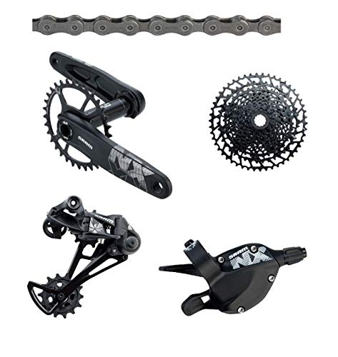 SRAM Eagle NX Dub 175mm 5-Piece Groupset