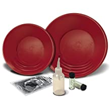 Fisher Gold Panning Sluice Pan Prospecting Kit