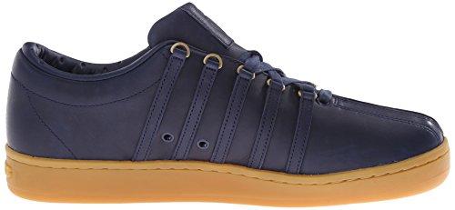 K-Swiss Fashion Sneaker, Navy/Gum, 8 M US