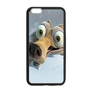 iphone 6 plus (5.5) case discount custom stylish Case for iPhone 6plus Apple Ice Age Kimberly Kurzendoerfer