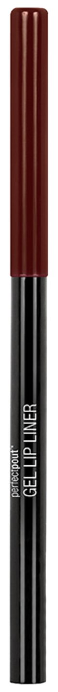 Wet N Wild Perfect Pout Gel Lip Liner #652C Gone Burgundy - 0.008 Oz/0.25 g