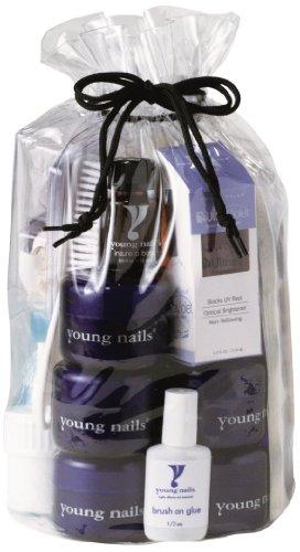 Young Nails False Nail Pro Acrylic Core Kit by Young Nails