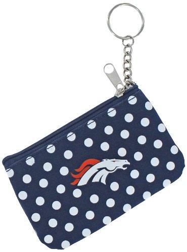 NFL Denver Broncos Coin & ID Purse