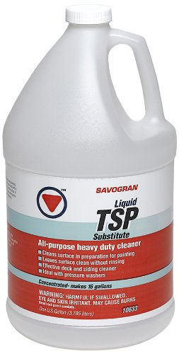 Savogran 10633 Liquid Tsp Substitute Cleaner