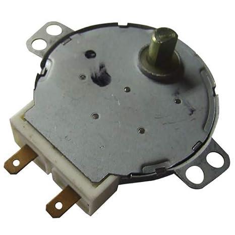 Motor - Plato giratorio Referencia: 481236158419 para Micro ...
