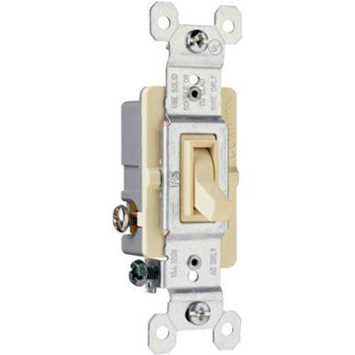 PASS & SEYMOUR 663IGTU Ivy GRND 3Wy Tog Switch (Tog Dimmer)