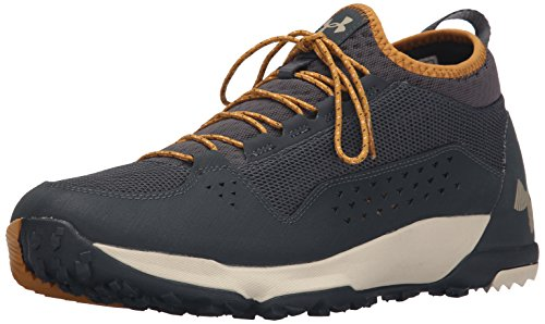 Under Armour Men's Burnt River, Stealth Gray (008)/Moccasin, 10.5