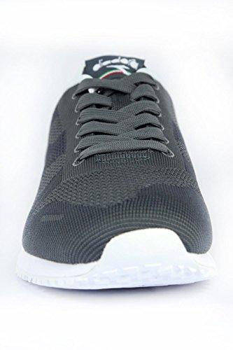 Harmaa Aikuisten Unisex Diadora Kutoa Sneaker Titan Low Kaulan qv5C50w