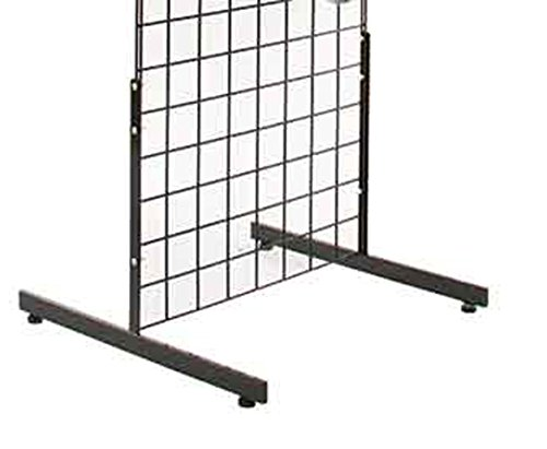 Lot Of 5 Sets Of 2 Grid Gridwall Panel Legs Stand (Stand 2 Hook 5 Leg)