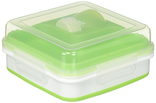 Cool Gear Collapsible Salad Storage Kit - Cool Containers