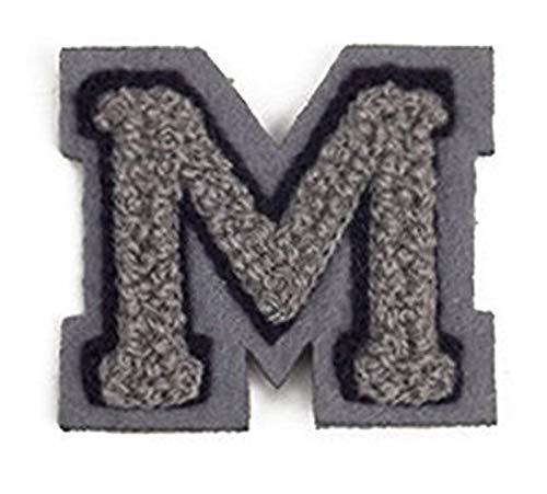 Toruiwa 1X Parches de Ropa Parches termoadhesivos Parches de decoración DIY Parches Bordados Parche de suéter de Moda para Infantiles 4.7cm*4.3cm