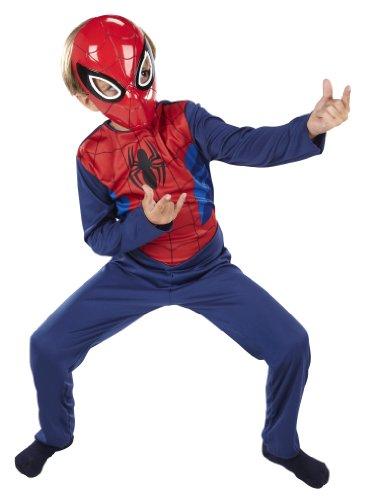 SpiderMan Animated Full Dress Up Costume ()