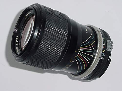 Nikon 43-86mm f3.5 AI Lens