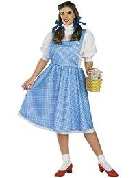Plus Size Dorothy Costume - Womens Full