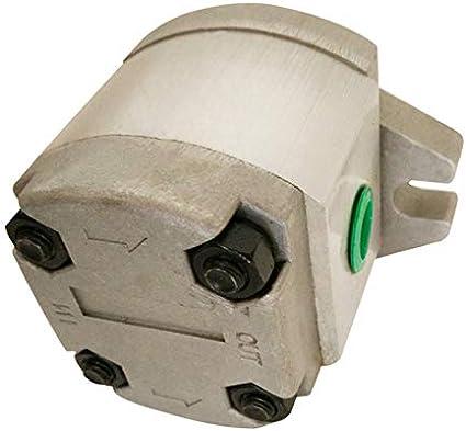 HGP-1A-F1R 21Mpa~25Mpa Qmax:2cc//rev~12cc//rev Aluminum Body Flat Key HGP Hydraulic Rotary Gear Pump High Pressure Low Flow Transfer Pump for Engineering Machinery Hydraulic Systems Pressure