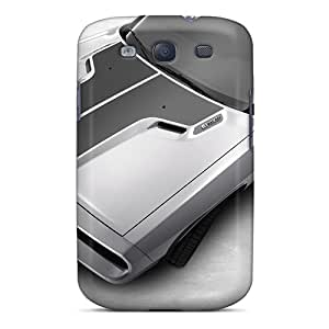 Excellent Galaxy S3 Case Tpu Cover Back Skin Protector Dodge Challenger