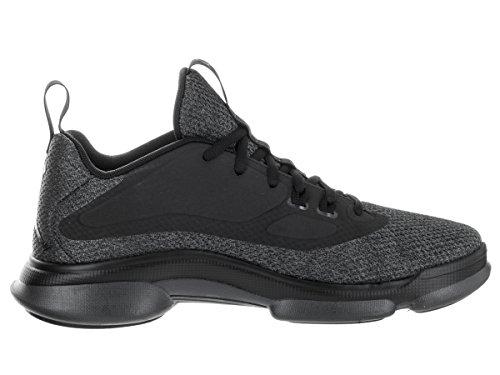 Nike 854289-010, Scarpe da Basket Uomo Black (Nero / Nero-antracite-grigio Scuro)