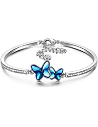 Butterfly Bracelets as ❤Christmas Jewelry Gifts❤ 6.10...