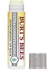 Burt's Bees 100% Natural Moisturizing Lip Balm, Ultra Conditioning with Kokum Butter, Shea Butter & Cocoa Butter - 1 Tube