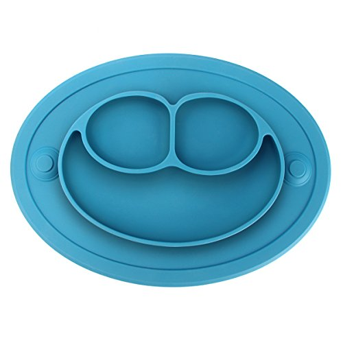 Silicone Placemat Infants Toddlers Onh
