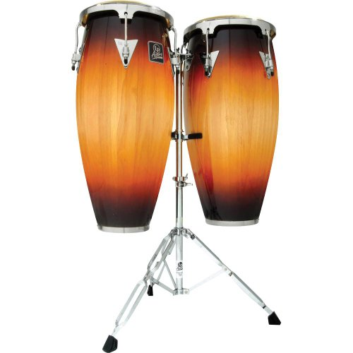 Meinl HC512WRB Headliner Conga Set Wine Red Burst With Stands