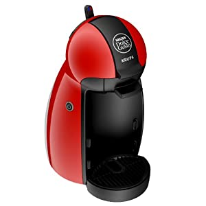 NESCAFE Dolce Gusto Piccolo Manual Coffee Machine by Krups ...