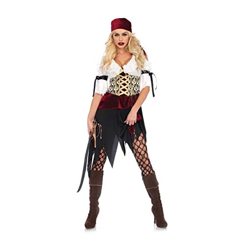 High Seas Pirate Wench Adult Womens Costume ()
