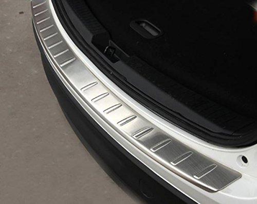 Aluminum Rear Bumper Guard Plate for 2012-2016 Mazda CX-5 by TMB