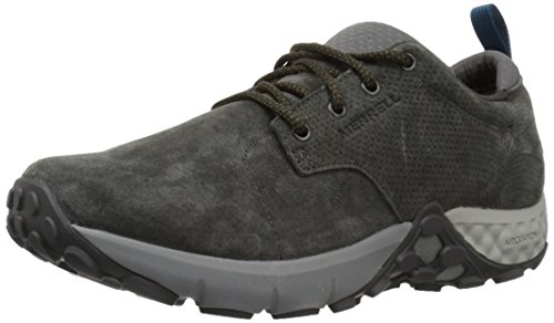 Merrell Dress Shoes - Merrell Men's Jungle LACE AC+ Fashion Sneaker, Beluga, 11.5 M US