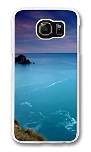 Germany North sea Custom Samsung Galaxy S6/Samsung S6 Case Cover Polycarbonate Transparent