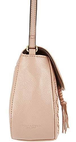 RFID Tignanello W Lillie Rose Cross Saddle Metallic Body Protection Xgq7rgnw6