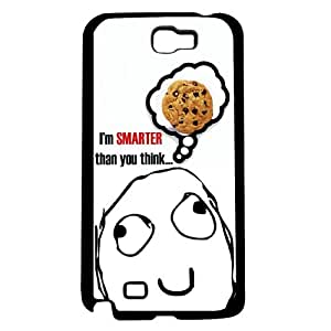 """""""I'm Smarter Than You Think"""" Meme Hard Snap on Phone Case (Note 2 II) by icecream design"""