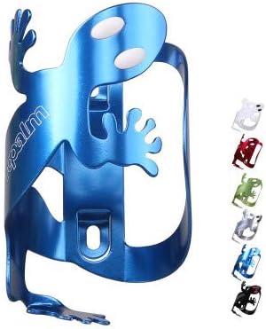lankeleisi Taiwan Propalm Gecko V/élo Bouteille Cage Alliage Daluminium Ultralight V/élo /Électrique Voiture Accessoires V/élo Accessoires