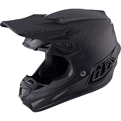 2018 Troy Lee Designs SE4 Carbon Midnight Helmet