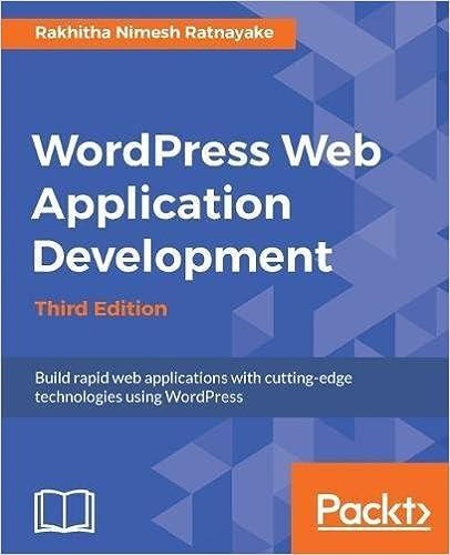 Book Wordpress Web Application Development - Third Edition