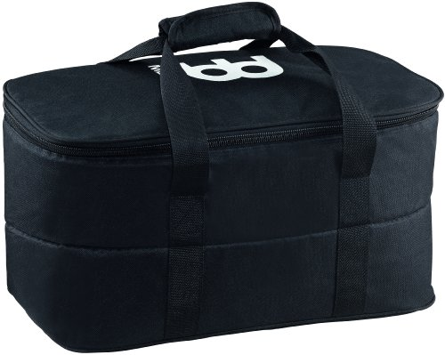 Black Bongo - Meinl Percussion MSTBB1 Standard Bongo Bag, Black (VIDEO)