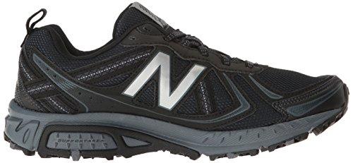 New Balance Heren Mt410v5 Demping Trail Runner Zwart