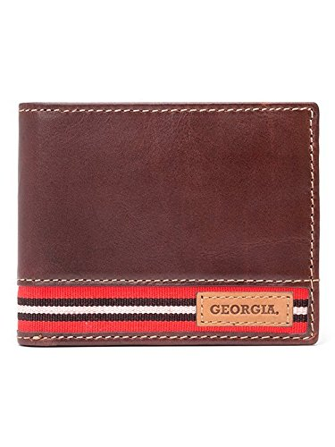 Georgia Bulldogs Tailgate Traveler Wallet by Jack Mason