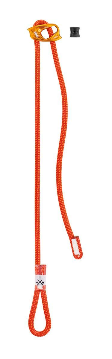 PETZL - Connect Adjust, Single Positioning Lanyard with Adjustable Arm by PETZL