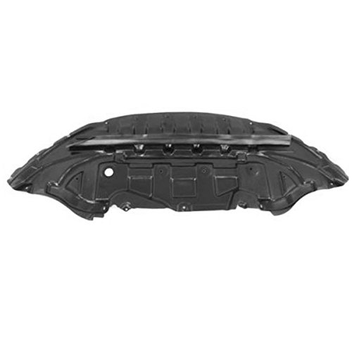 13-14 Mustang Front Engine Splash Shield Under Cover/Stone Deflector FO1228130