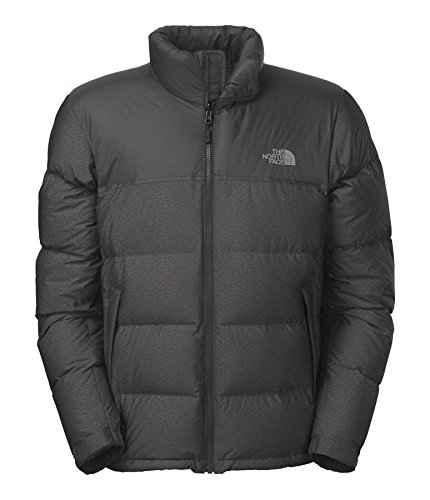 - The North Face Men's Nuptse Jacket XX-Large Vanadis Grey Heather/Vanadis Grey
