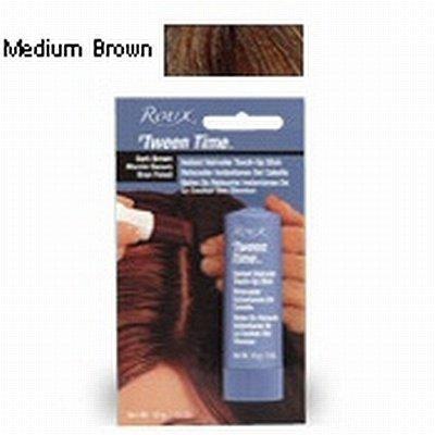 ROUX Tween Time Instant Haircolor Touch-Up Stick MEDIUM BROWN 1/3 oz/10 g -  Revlon, ROU100