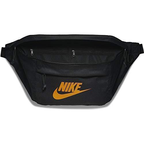 Nike Tech Hip Pack, Black/Black/Metallic Gold, Misc