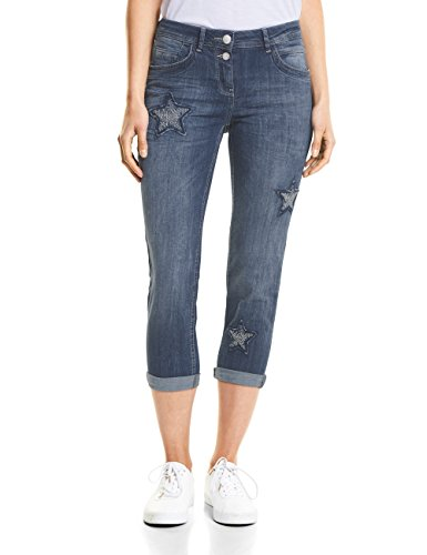 10285 Femme Droit Authentic Used Wash Bleu Cecil Jean vAxqw0E6