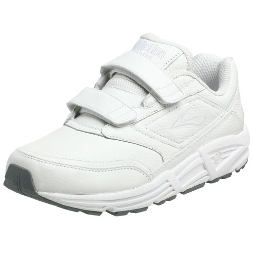 Brooks Mens Addiction Walker V-Strap Walking Shoes White