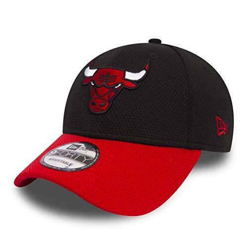 Rojo Mesh Chicago Era Negro New de Negro 9FORTY Team Rojo béisbol Gorra Bulls fqIw7Btx