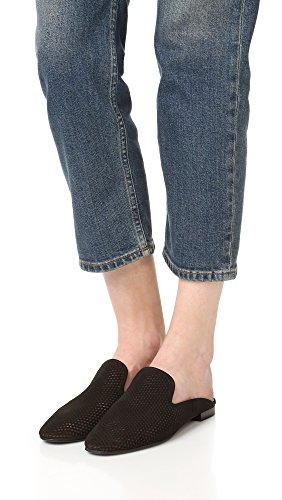 Women's Perf Gwen FRYE Mule Black Slide OwS0OxUn