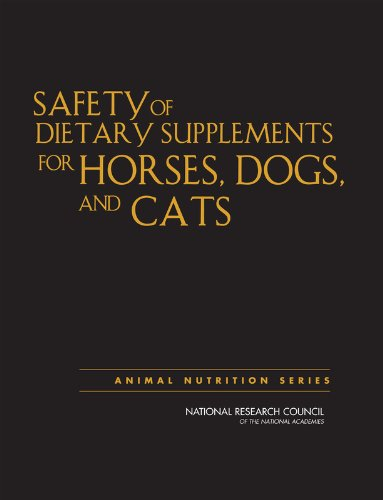 Safety of Dietary Supplements for Horses, Dogs, and Cats (Nutrient Requirements of -