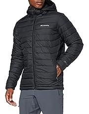 Columbia Powder Lite kapüşonlu erkek ceketi
